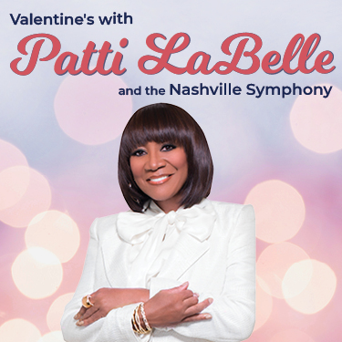 Patti LaBelle & The Nashville Symphony at Schermerhorn Symphony Center