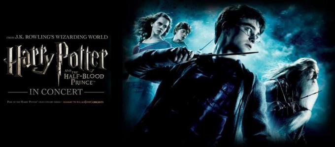 Nashville Symphony: Harry Potter and The Half Blood Prince In Concert [POSTPONED] at Schermerhorn Symphony Center