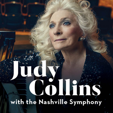 Judy Collins With The Nashville Symphony [POSTPONED] at Schermerhorn Symphony Center