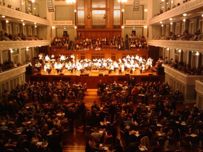 Nashville Symphony: Enrico Lopez-Yanez - Symphony In Space [CANCELLED] at Schermerhorn Symphony Center