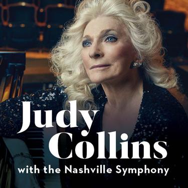 Judy Collins With The Nashville Symphony [POSTPONED] at Schermerhorn Symphony Center